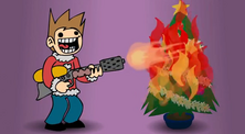 Tom destroys Christmas