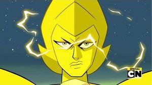 Yellow Diamond Arrives (Clip) Steven Universe