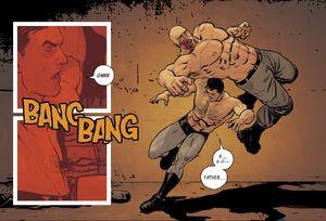 Bane vs Batman 06