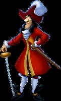 Captain Hook Diamond Edition