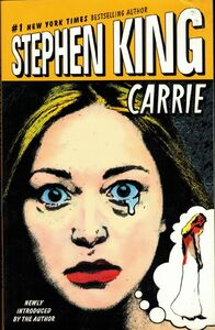 Carrie -1999 trade paperback-