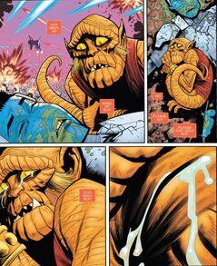 Gog (Tsiln) (Earth-616) from Amazing Spider-Man Vol 5 42 0007