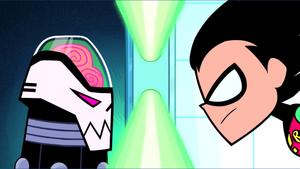 Robin vs. Brain