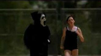 Shriek If You Know What I Did Last Friday the 13th Track Scene