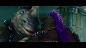 "TMNT Out of the Shadows Clip ""Initiating Mutation"" Paramount Pictures International"