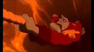 Treasure Planet Mister Arrow's death