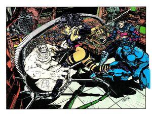 X-Men Annual Vol 2 3 Pinup 002