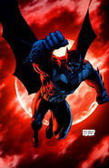 BatmanRedSky