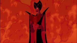 Jafar flame