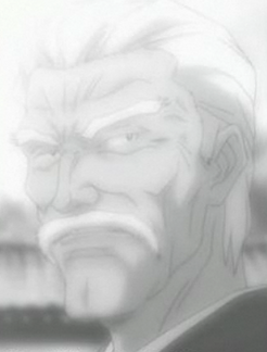 Kaoru's grandpa