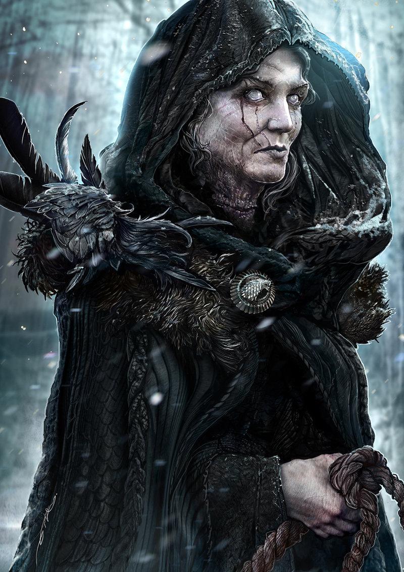 Lady Stoneheart Villains Wiki Fandom Powered By Wikia