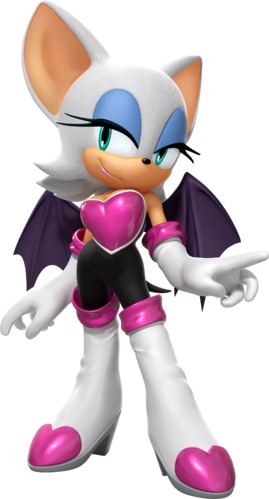 Rouge The Bat Villains Wiki Fandom Powered By Wikia