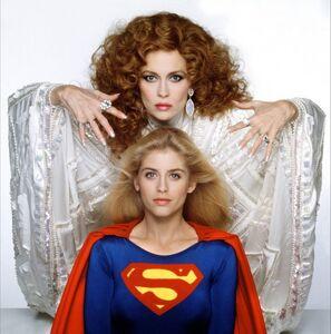 Selena and Supergirl