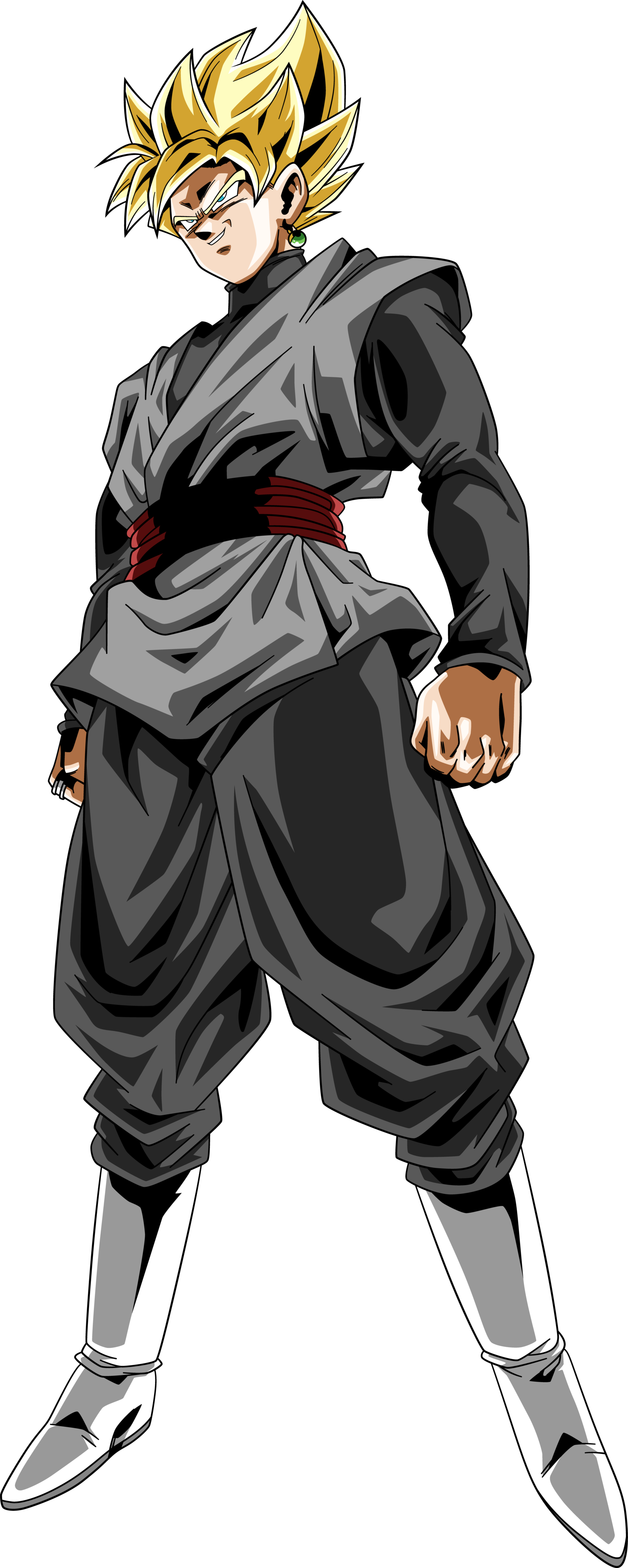 Image Super Saiyan Goku Black 2 Xv2 Palette By