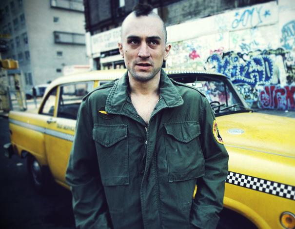 travis taxi driver