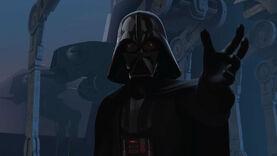 Vader taunts
