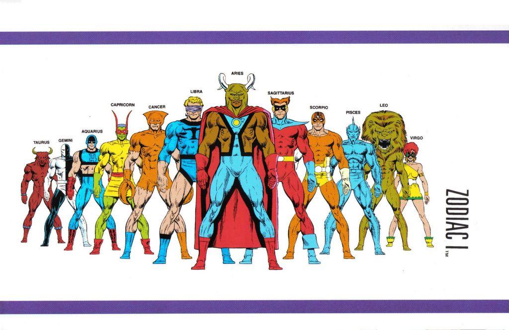 Zodiac (Marvel) | Villains Wiki | FANDOM powered by Wikia