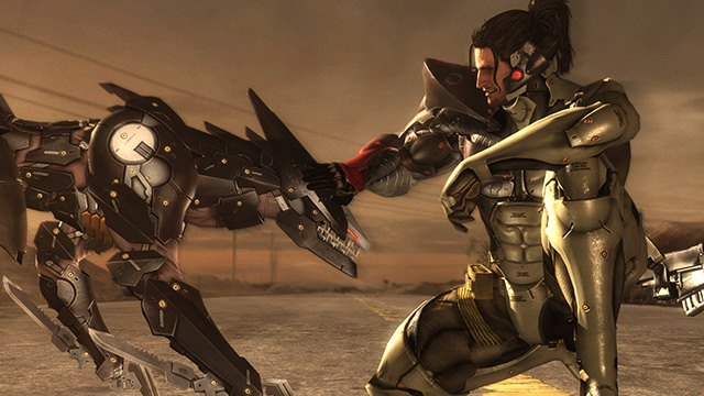 Gray Fox Suit Raiden Vs Sam Rodriguez Mgs Rising T
