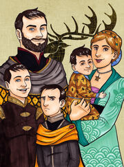 Baratheon family