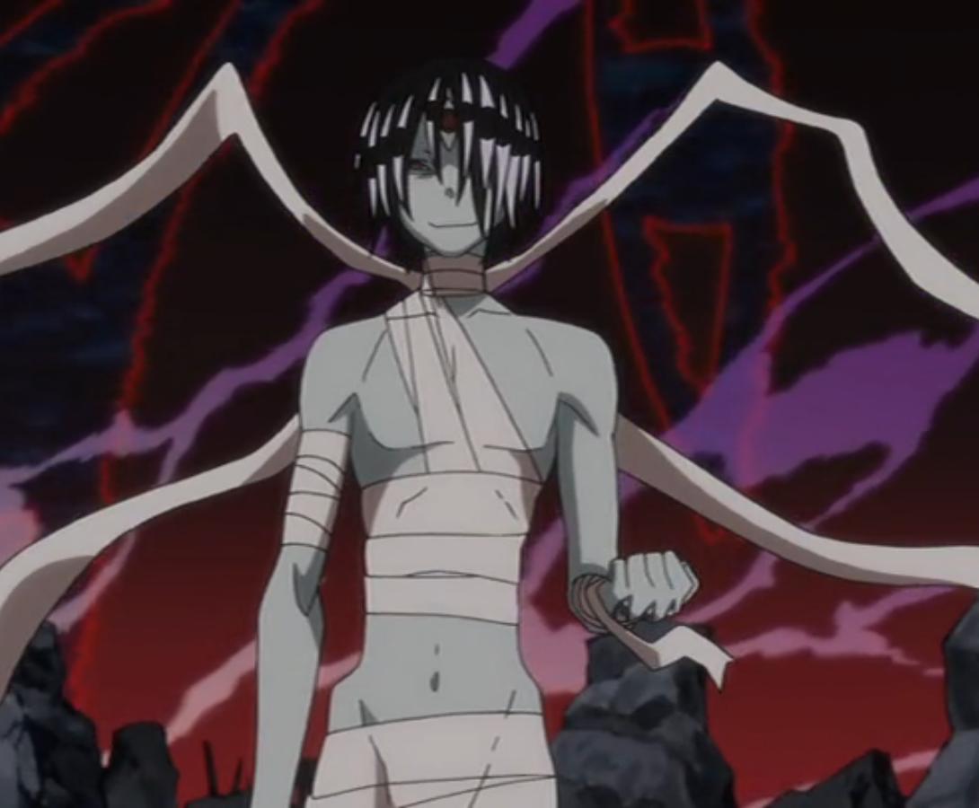 Asura Soul Eater Villains Wiki Fandom Powered By Wikia