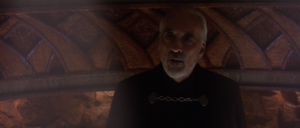 Count Dooku pity