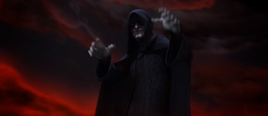 Darth Sidious Vision