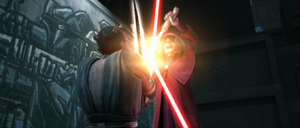 Darth Sidious tilt