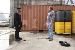 Detective Connors & Cloak Face-Off Season 2