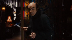 Gargamel evil grin