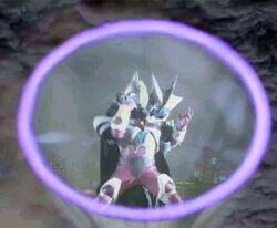Gigantic Kahn Digifer vs. The Gridman