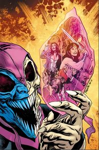 Justice League Dark Vol 2 18 Textless