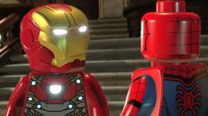 LEGO Marvel Super Heroes 2 Walkthrough Part 18 - The Road to Knowhere