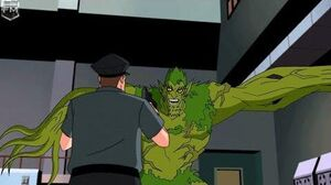 Poison Ivy and Swamp Thing attack S.T.A.R