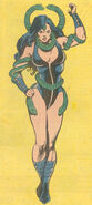 Tanya Sealy (Earth-616) from Official Handbook of the Marvel Universe Vol 2
