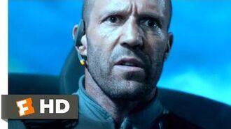 The Meg (2018) - Shark on My Tail Scene (9 10) Movieclips