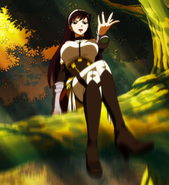 Ultear on a tree