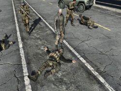 Zakhaev Kills Gaz