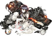 Abyssal Twin Princesses - Damaged Full