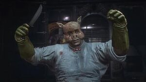 Batman Arkham Knight Professor Pyg Boss Fight (4K 60fps)