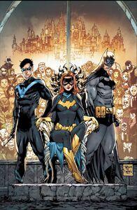 Detective Comics Vol 1 1027 Torpedo Comics Exclusive Textless Tony S Daniel Variant