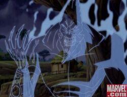 Ghostly Shadow King