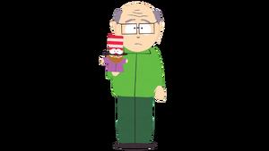 Mr. Herbert Garrison & Mr. Hat