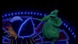 Nightmare before Christmas - oogie boogie song 1080p HD