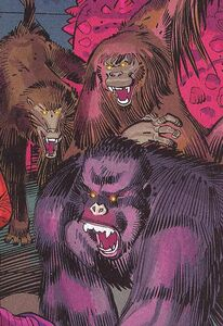 Red Ghost's Super Apes - Fall of the Hulks