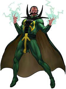 Baron Mordo (Marvel)