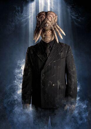 Human Dalek