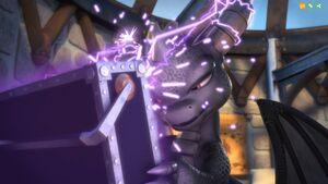 Dark Spyro Technopaty