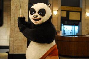 Disaster Movie Kung Fu Panda Katana