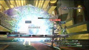 """Final Fantasy XIII - Final Boss 02 """"Orphan ~ True"""" -HD-"""