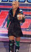 Michelle McCool Leather Vest